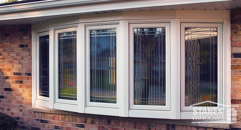Types Of Bow Windows : The different types of replacement windows infographic