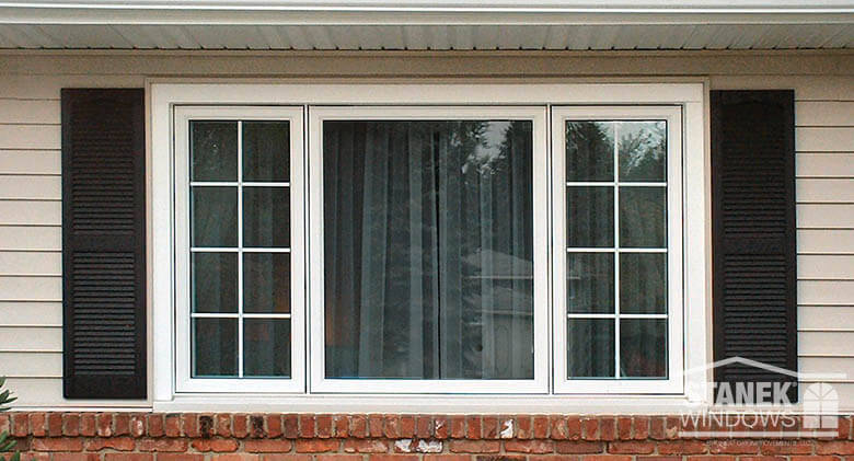 Casement Windows With Grids : Casement windows photo gallery affordable replacement