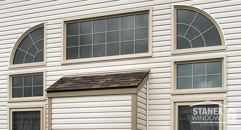 Custom size windows shapes photo gallery stanek windows for Window shapes and sizes