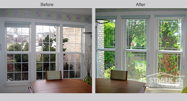 Energy Efficient Vinyl Replacement Windows Cleveland Oh